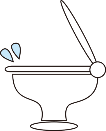 断水 時 の トイレ の 流し 方
